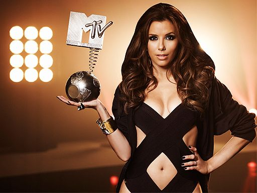 Hollywood Actress and Global Style Icon Eva Longoria Is Our EMA host!