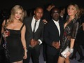 Ricky Whittle, Laura Whitmore, Hofit Golan, and Simon Webbe