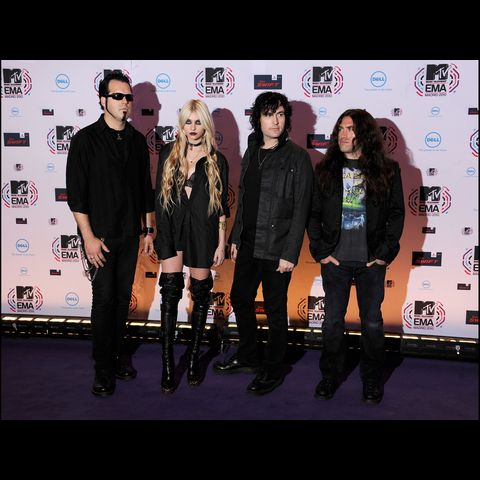 Taylor Momsen & The Pretty Reckless