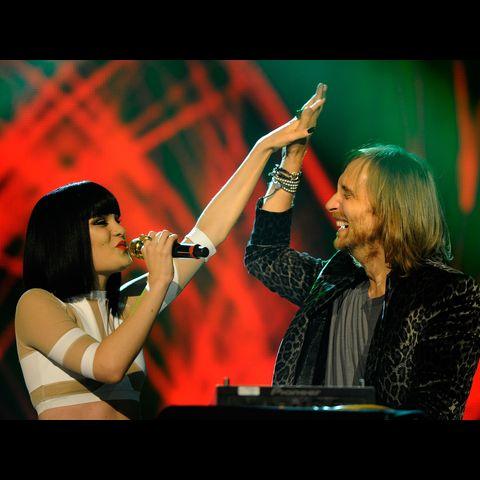 Jessie J & David Guetta
