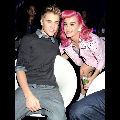 Justin Bieber & Katy Perry