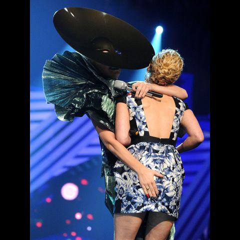 Lady Gaga & Hayden Panettiere