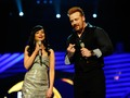 Ashley Rickards & Sheamus