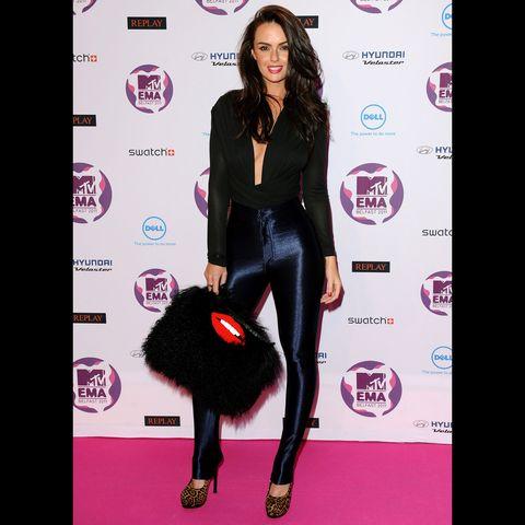 премия MTV EMA Jennifer-Metcalfe-Ian-Gavan-131636359