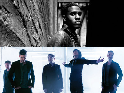 Snow Patrol and Jason Derulo Will Play the EMAs From City Hall!