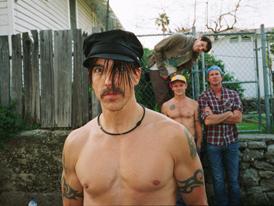 The Red Hot Chili Peppers Will Perform at the 2011 MTV EMA!