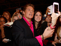 The Hoff's EMAzing Backstage Experiences
