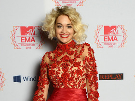 2012 MTV EMA Die Red-Carpet-Show
