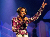 Whitney Houston vince il Global Icon Award