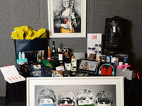 "MTV UNVEILS CONTENTS OF ""2012 MTV EMA"" ARTIST BAG!"